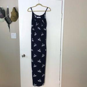 Carve Designs Maxi Dress, Size Large